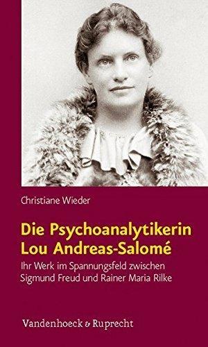 Die Psychoanalytikerin Lou Andreas-Salom???? by M Emrich Hinderk (2011-05-03)