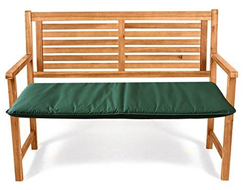 3er Bankauflage Auflage Wasserabweisend Sitzauflage Gartenbank Polster Kissen