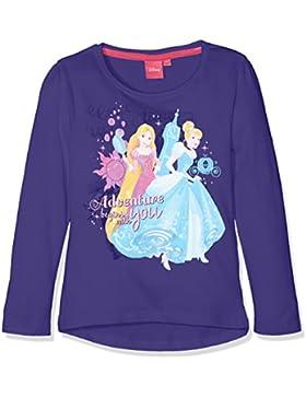 Disney Mädchen T-Shirt Strong Princess