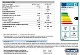 De'Longhi Pinguino PAC AN98 ECO Silent - mobiles Klimagerät mit Abluftschlauch, Klimaanlage für Räume bis 95 m³, Luftentfeuchter, Ventilationsfunktion, 24h-Timer, 2,7 kW, 75 x 45 x 39,5 cm, weiß/blau - 4