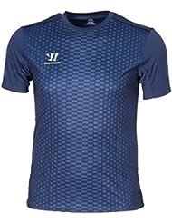 Warrior Graphic Poly T-Shirt Junior