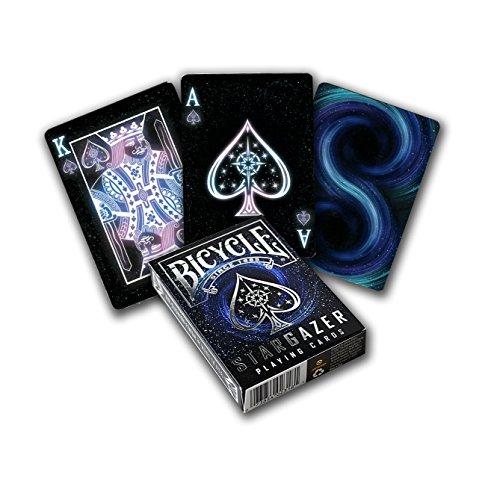 Bicycle 023181 - Stargazer Kartenspiel (Card Playing Decks Fun)