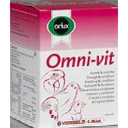 Versele-Laga Oropharam-Omni-Vit Complément Alimentaire pour Oiseau 25 g