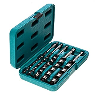 Makita P-46464 Hexagon DIN 200mm Standard Auger Set 5 Piece, Multi-Colour, Set of 5