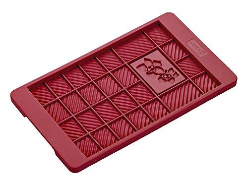 Lurch Flexiform Chocolate Bar, Ruby Red, 120 x 205 mm