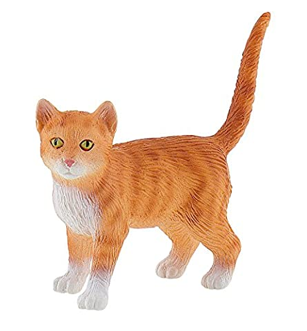 Bullyland - 66371 - Pion - Chat Poil court