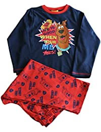 Scooby Doo Pyjamas 3 to 7 Years Life's Good When Your Me!