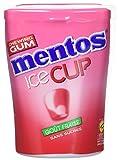 Mentos Gum Ice Cup Fraise - Packs de 4 Boîtes