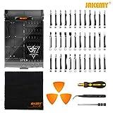 Jakemy 43 en 1 Tournevis Set Precision Kit d'outils de réparation avec 36 Kit de tournevis magnétique Kit de tournevis pour iphone X / 8/7 Plus Cell Phone Macbook PC portable