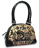 Liquorbrand Viva La Vida Small Bowler Handbag