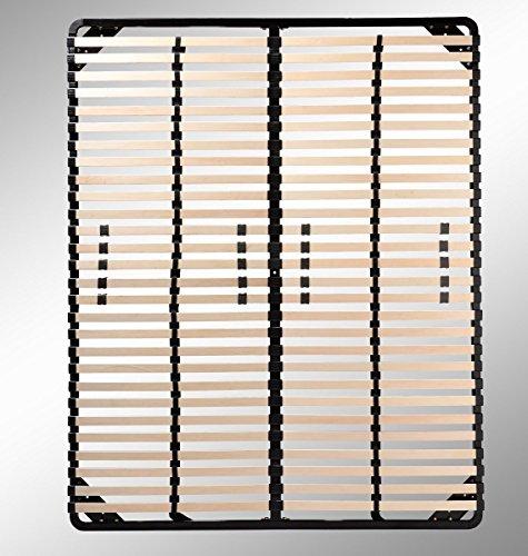 ® - Lattenrost 180x200 cm, Lattenrahmen - für alle Matratzen geeignet