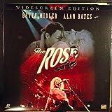 Laser Disc The Rose Bette Midler Alan Bates Janis Joplin 1979 NTSC