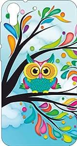 Go Hooked Designer HTC Desire 626 Designer Back Cover | HTC Desire 626 Printed Back Cover | Printed Soft Silicone Back Cover for HTC Desire 626