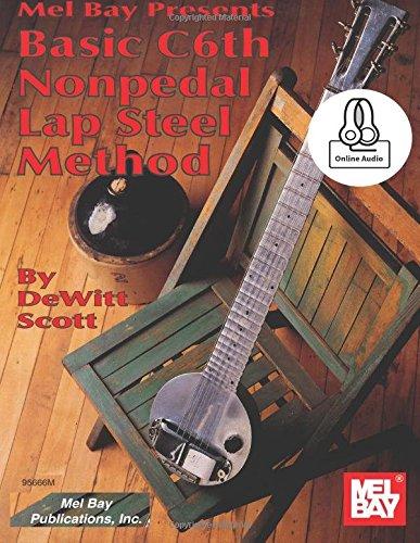 Basic C6th Non-pedal Lap Steel Method por DeWitt Scott