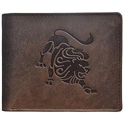 Tamanna Men Tan Genuine Leather Wallet