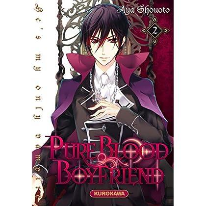 PureBlood Boyfriend - He's my only vampire - tome 02 (2)