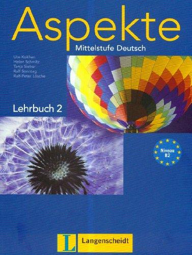 Aspekte. Lehrbuch. Per le Scuole superiori: 2