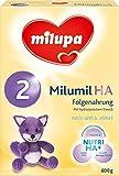 Milupa Milumil HA 2, 3er Pack (3 x 600 g Packung)