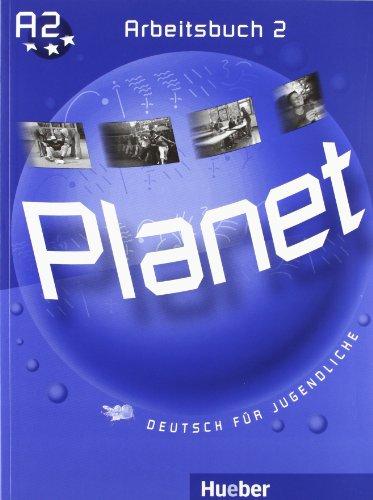 PLANET 2 Arbeitsbuch+Glos.XXL.Esp. (Planet ESP)