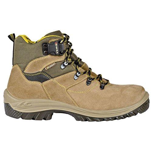 Chaussures De Sécurité Cofra Ragusa S1 P Beige
