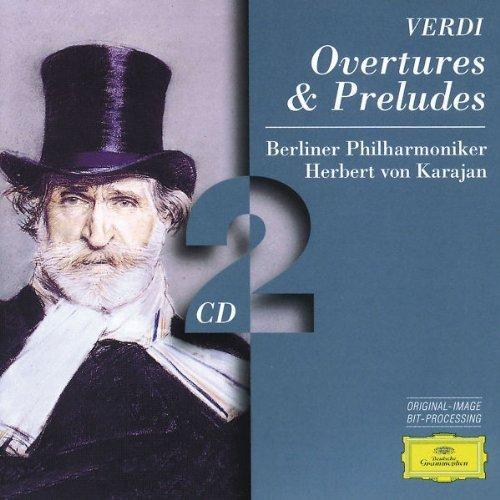 Verdi : Ouvertures et préludes (Coffret 2 CD)