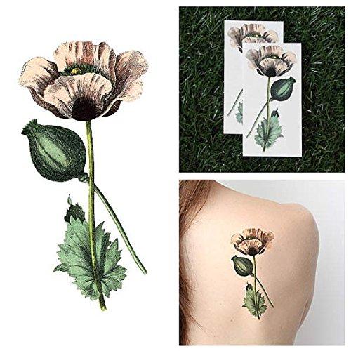 tattify-tatouages-temporaires-rose-coquelicot-jolie-en-rose-set-de-2