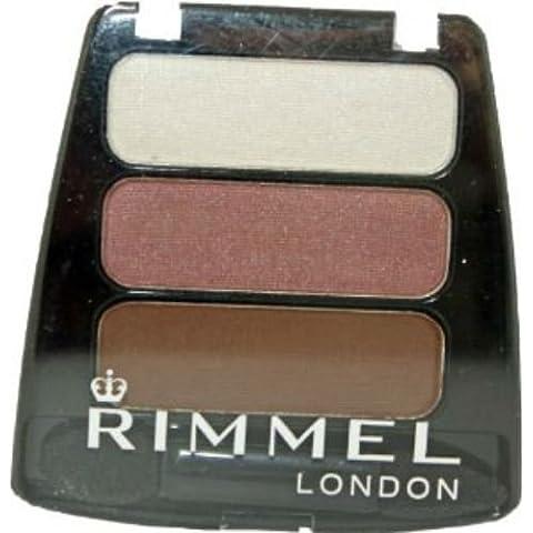 Rimmel London Colour Rush Trio Eye Shadow 624, Lynx, 1 Ea by Rimmel