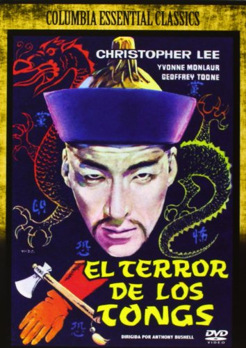 El Terror De Los Tongs (Import Dvd) (2012) Geoffrey Toone, Christopher Lee; An