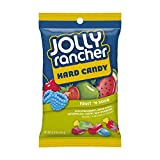 #9: Jolly Rancher Hard Candy Fruit 'N Sour 184gm
