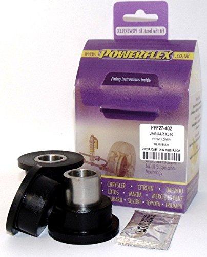 Xj Buchsen Querlenker (Powerflex Buchse Querlenker unten hinten VA)