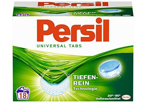 Persil Universal Tabs, 18 Waschladungen
