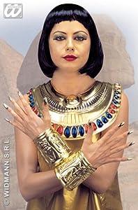 WIDMANN WDM8512C?Collar y Pulseras de Estilo Cleopatra, Multicolor, Talla única