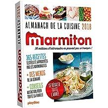 Almanach 2018 Marmiton