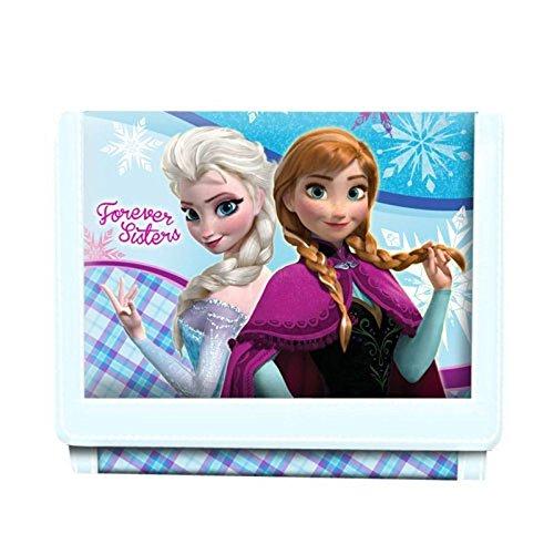 Portefeuille La reine des neiges Anna et Elsa Forever Sisters Frozen environ 13 cm