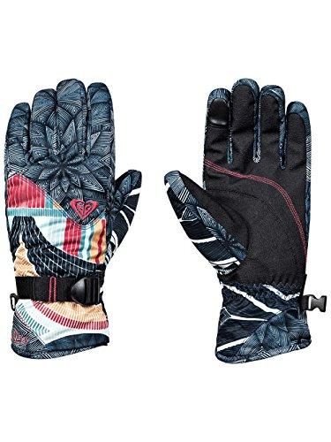 Roxy Damen Jetty Se Gloves, Multicolored, S