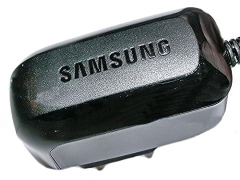Original Samsung Handy Ladegerät Ladekabel für kompatible Samsung Mobiltelefone mit S20 Pin Anschluss (Samsung C270)