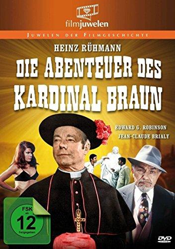 Bild von Die Abenteuer des Kardinal Braun - Heinz Rühmann als 'Pater Brown' (Filmjuwelen)