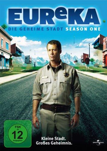 EUReKA - Die geheime Stadt, Season One [3 DVDs]