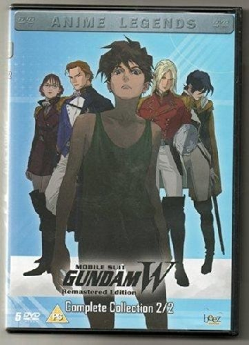 Gundam Wing, Vol.2 - Anime Legends