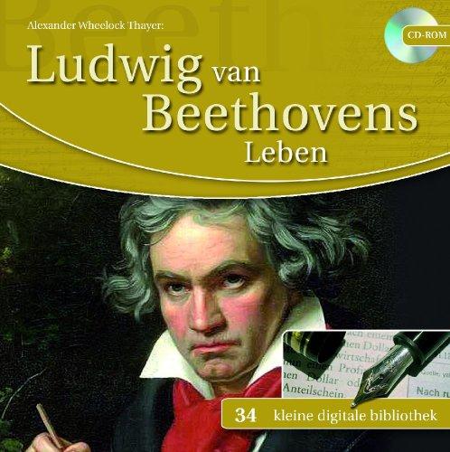 Preisvergleich Produktbild Ludwig van Beethovens Leben (PC+MAC)