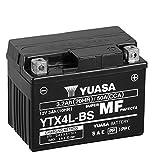 YUASA-Batterie KYMCO 50ccm DJ 50 S ab Baujahr 2011 (YTX4L-BS)