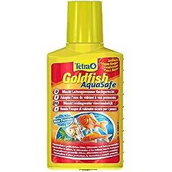 Tetra Aquasafe Acondicionador de Agua para Peces, 100ML