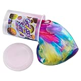 Rainbow Galaxy Goo Slime