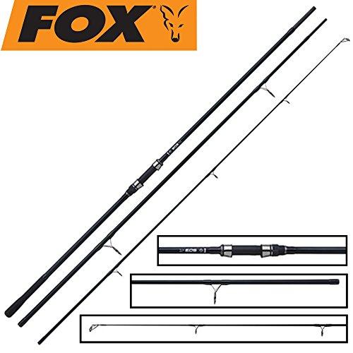 Fox Eos Abbreviated Handle 12ft 3lbs - Karpfenrute zum Karpfenangeln, Angelrute für Karpfen,...