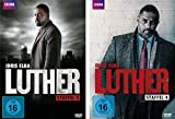 Luther Staffel 3+4 (2 DVDs)