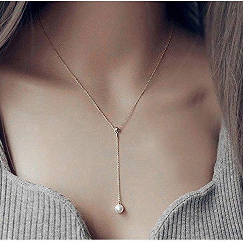 halskette-ist-einfach-mit-farbe-perle-silber-mode-schmuck-frauen-halsreif-klassisch-schickt-