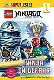 SUPERLESER! LEGO NINJAGO. Ninja in Gefahr: 1. Lesestufe Sach-Geschichten für Leseanfänger