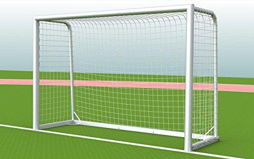 GLA-WEL Fußballtor - mobiles Kleinfeldtor - 3,00 x 2,00 m - vollverschweißt