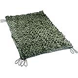 HWhome Tarnnetz, Sonnenschutz-Sonnenschutz, Sonnenschutz, Sonnensegel, Markisen, Tarp, Tarnsegel, geeignet für Balkonabdeckungen für PKW-Anlagen, grüne Farbe, mehrere Größen (größe : 2 * 3M)