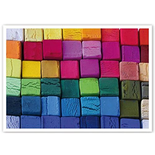 Garcia de Pou Tischsets Offset Pigments 70 G/M2 31X43 Cm Cuatricromía Lithographie - 500 Un.
